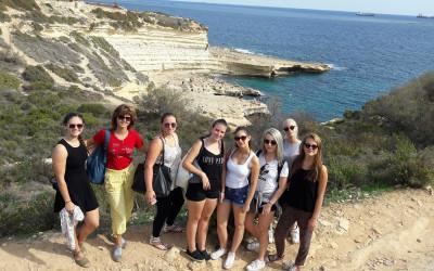 Erasmus+  Malta