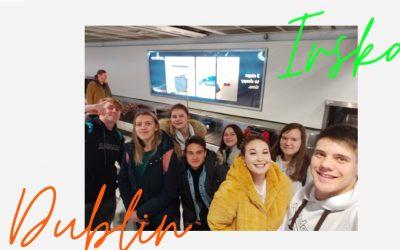 Erasmus +, Dublin 2020