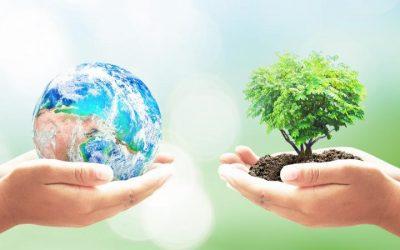 22. april – Svetovni dan Zemlje Letos z geslom »Obnovimo našo Zemljo«